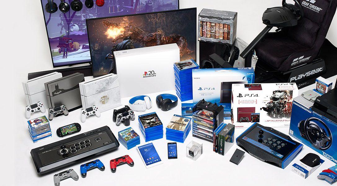 Gewinnt das ultimative PS4-Paket im Wert von über 14.000 €