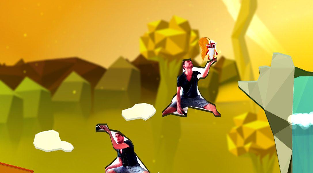 Der abgefahrene PlayStation Camera-Plattformer Commander Cherry's Puzzled Journey erscheint heute