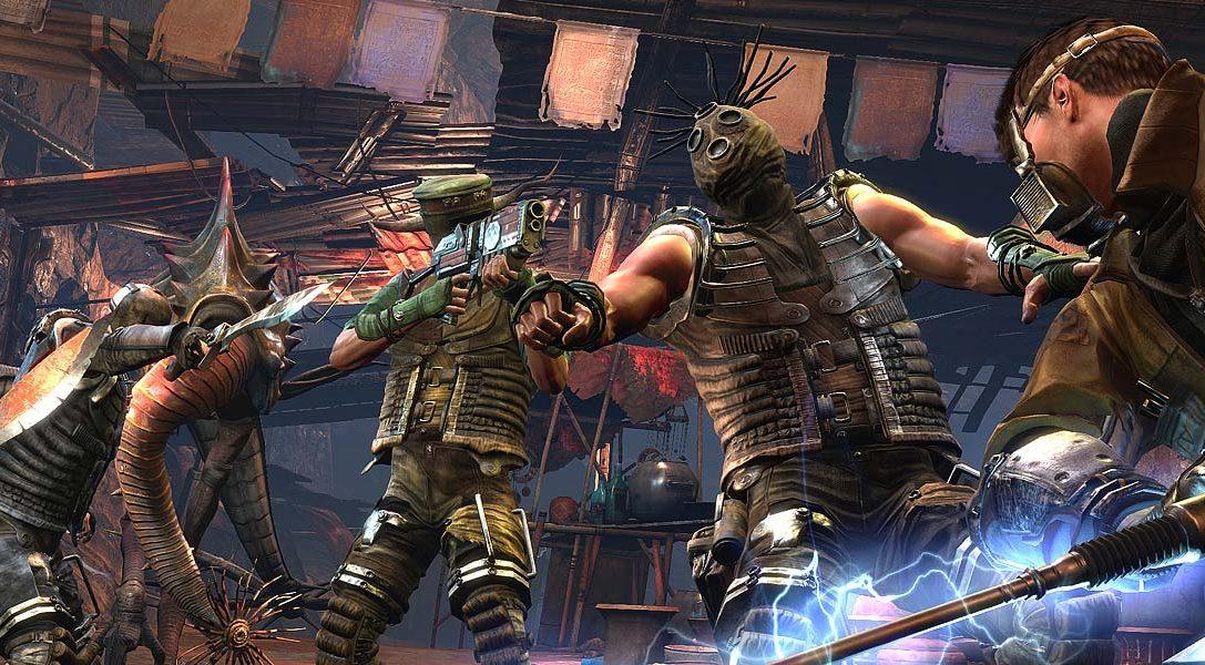 Seht euch den neuen Trailer für PS4-RPG The Technomancer an