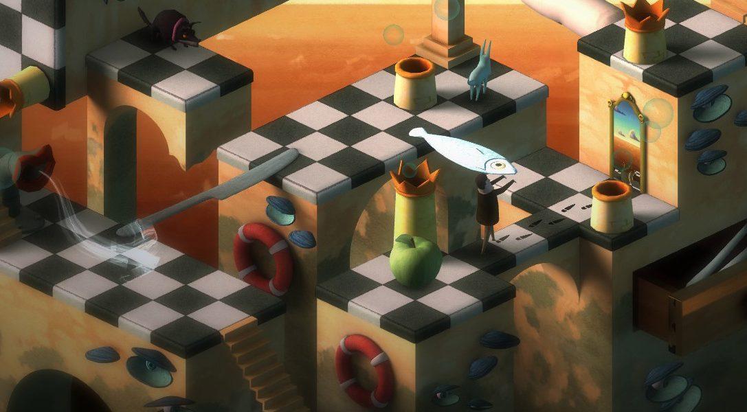 Das surreale Rätselspiel Back to Bed erscheint bald auf PS4, PS3 & PS Vita