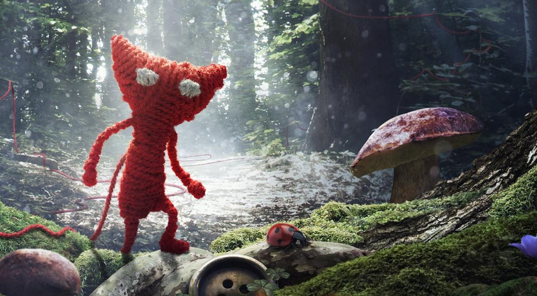 Neuer Unravel-Trailer zeigt cleveres Puzzle-Gameplay