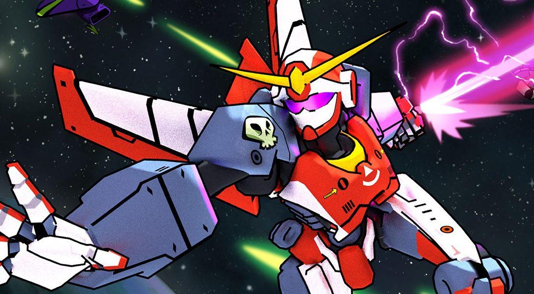 Space-Shoot'em Up mit Suchtpotential – GALAK-Z ab morgen auf PS4