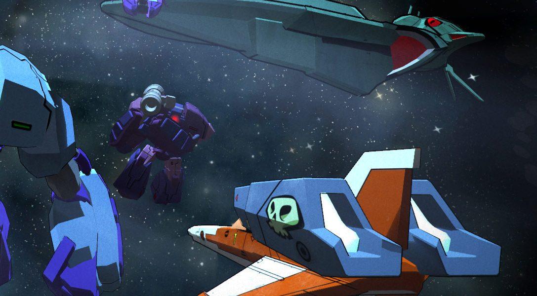 Neu im PlayStation Store: Galak-Z, Submerged, AeternoBlade und mehr