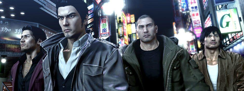 Yakuza 5 erscheint diese Woche auf PS3