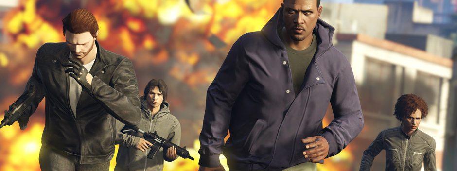 GTA Online Freemode Events-Update jetzt auf PS4 verfügbar