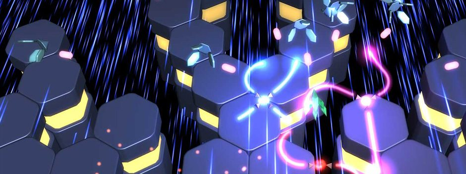 Abstrakter japanischer Shooter Prismatic Solid erscheint diesen Monat auf PS4