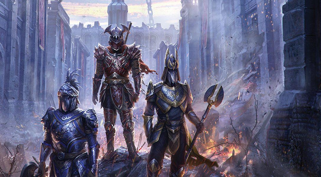 The Elder Scrolls Online: Imperial City ruft euch zu den Waffen + Gewinnspiel