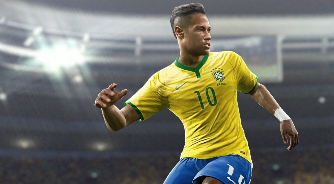 The pitch is ours – PES 2016 angespielt
