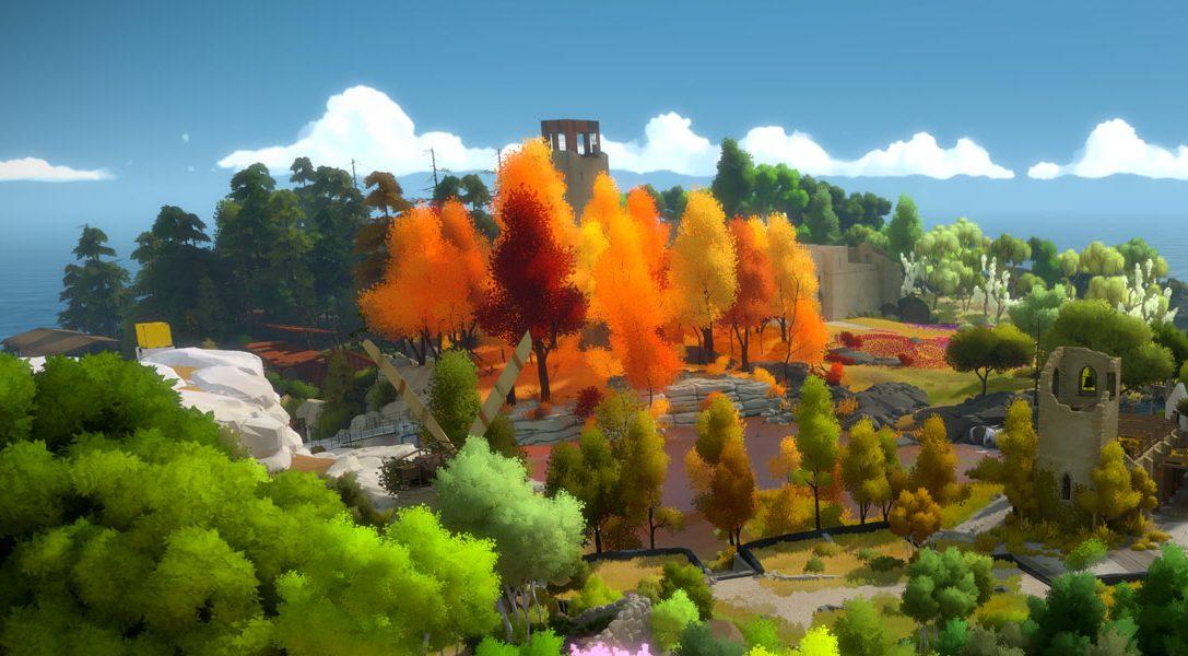 The Witness-Schöpfer Jonathan Blow spricht über eines der faszinierendsten Spiele für 2016