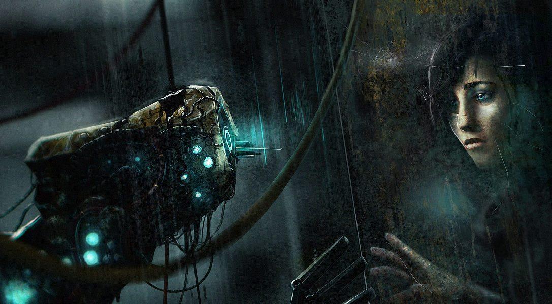 Unterwasser-Sci-Fi-Horrorspiel SOMA läuft heute auf PS4 an