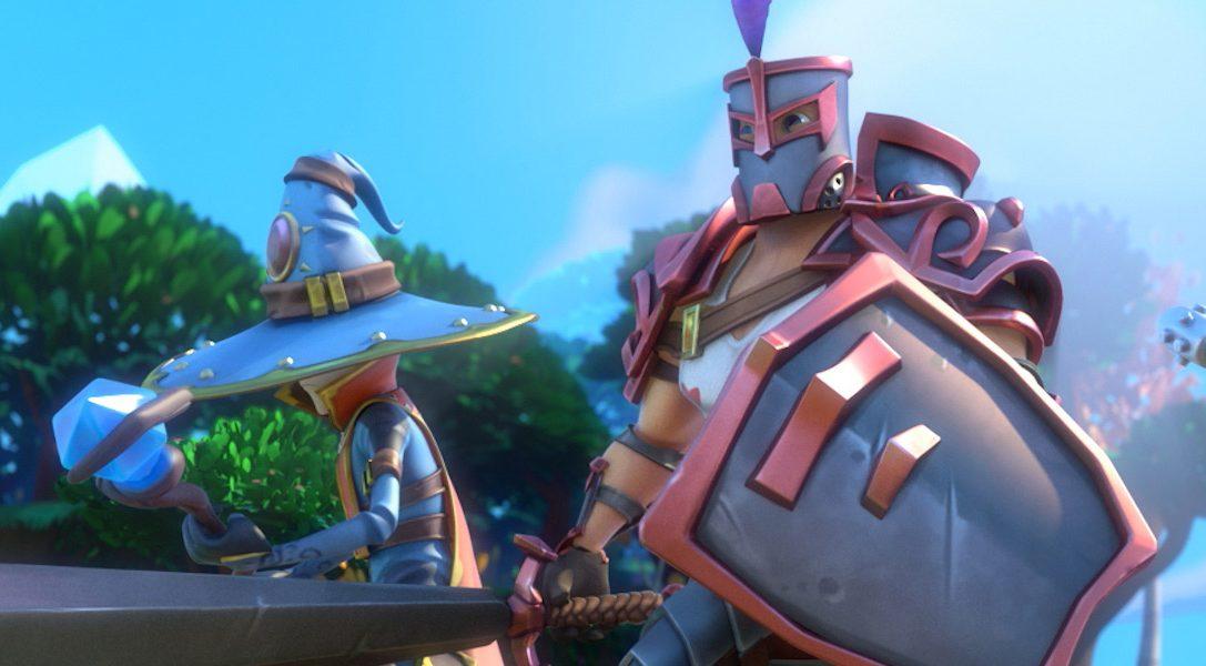 Dungeon Defenders II kommt diesen Monat auf PS4