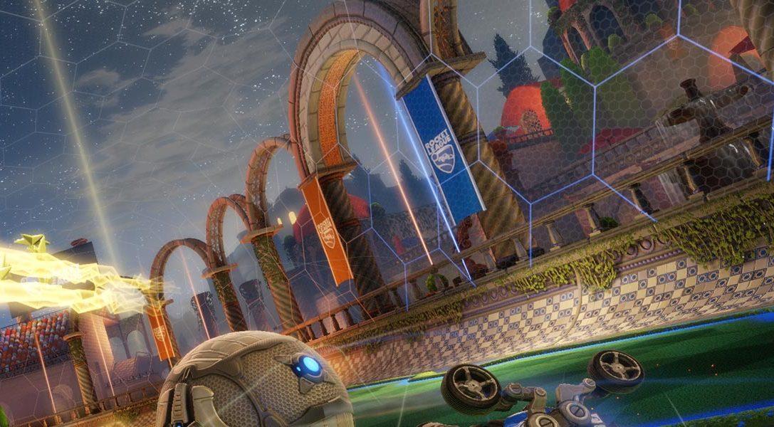 Rocket League: Revenge of the Battle-Cars-DLC ist bald erhältlich!