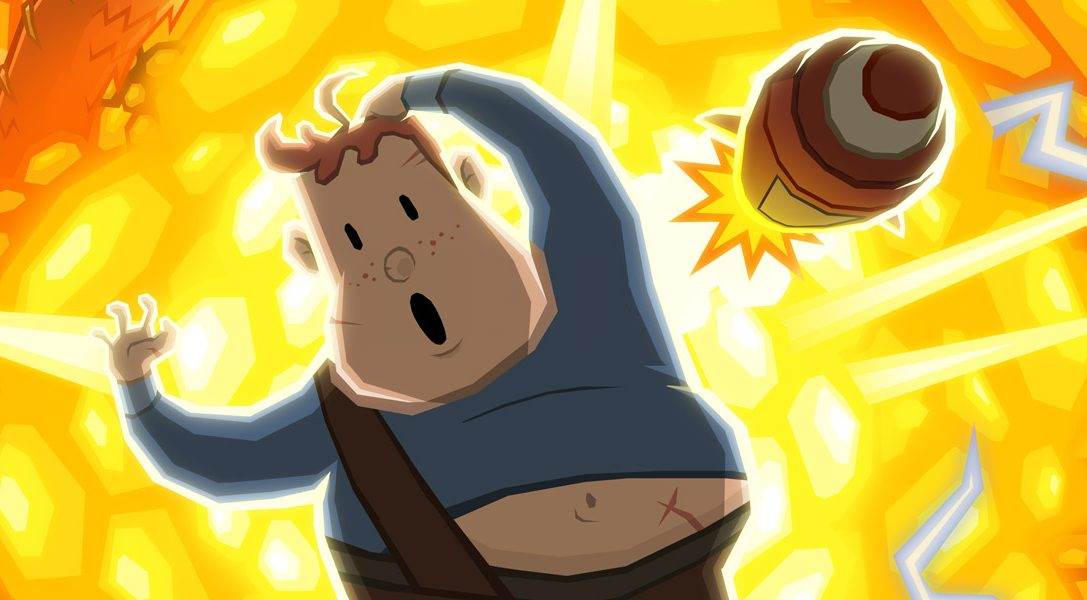 Entkommt im neuen PS4-Arena-Action-Spiel Penarium dem Zirkus