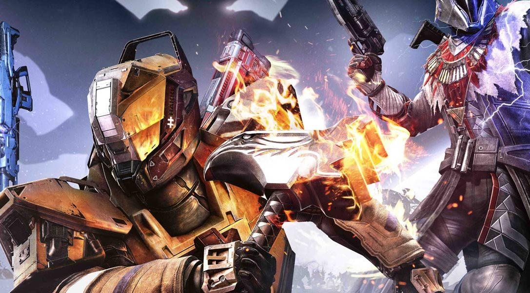 Destiny: König der Besessenen erscheint heute auf PS4 und PS3