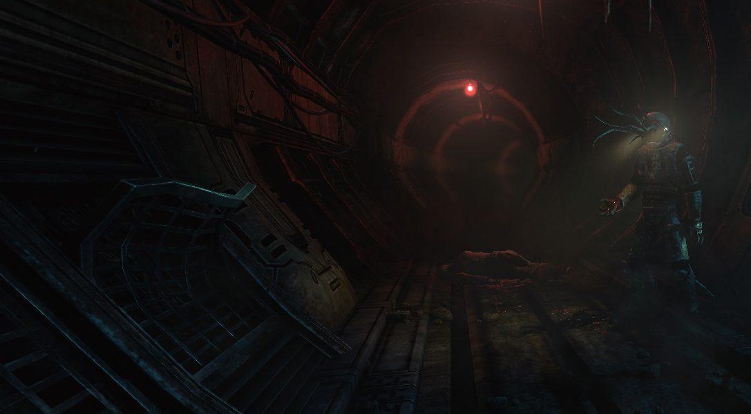 Wie euch die Kreaturen aus dem PS4-Sci-Fi-Horrorspiel SOMA auf 5 Arten zu Tode erschrecken werden