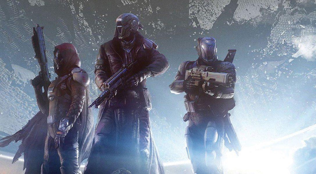 Das Inside PlayStation Destiny-Special