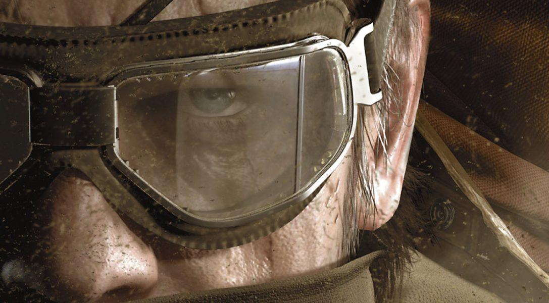 Könnt ihr euch besser tarnen? Beweist es uns und gewinnt eine Limited Edition-PS4 im Metal Gear Solid V-Stil!