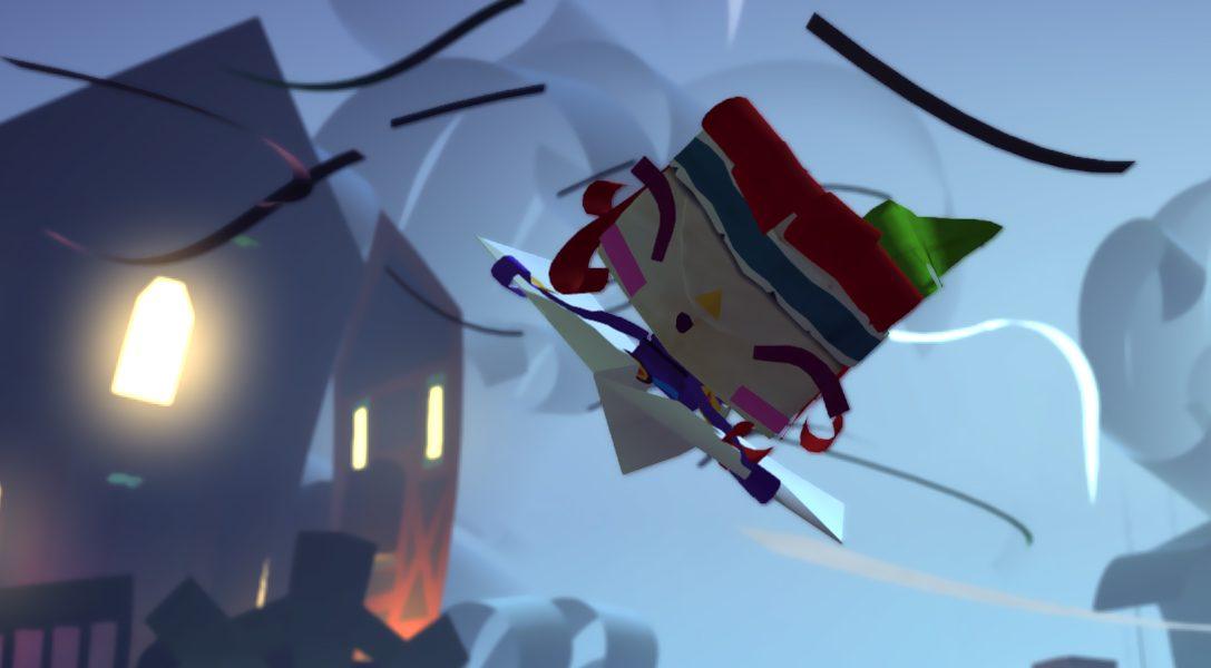 Neu im PlayStation Store: Tearaway Unfolded, Beyond Eyes, Leo's Fortune und mehr