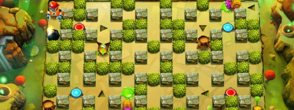 Bombing Busters erscheint diese Woche für PS Vita