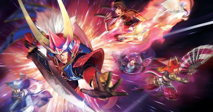 Retweet-Gewinnspiel: Samurai Warriors 4-II für PS4 gewinnen
