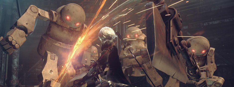 Neuer Trailer und mehr Details zu NieR: Automata auf der Paris Games Week