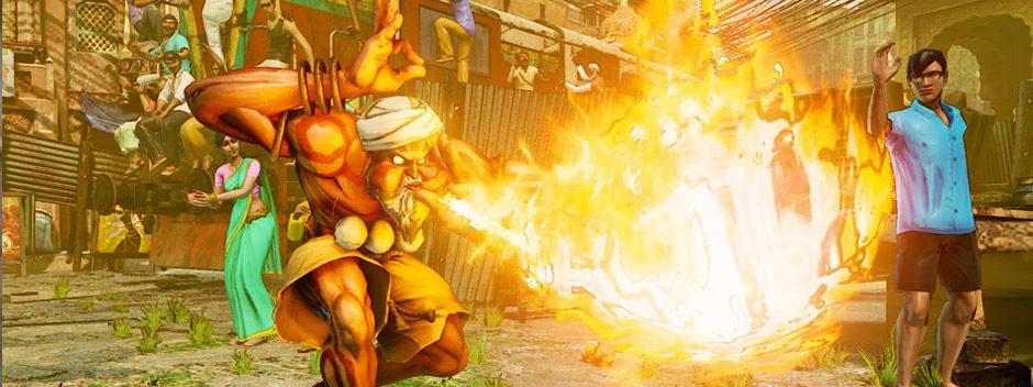 Datum für die Veröffentlichung von Street Fighter V angekündigt, Dhalsim kehrt zurück