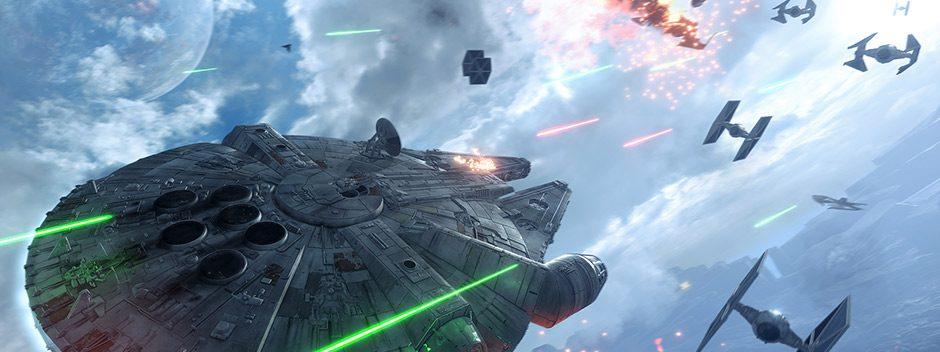 Star Wars Battlefront: Im Cockpit des Millennium Falken