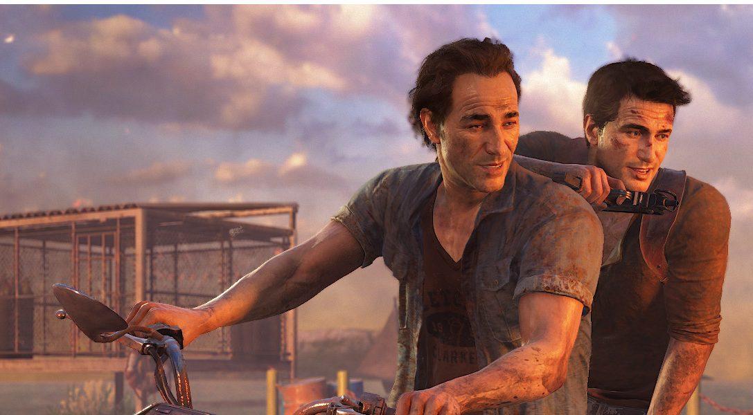 Multiplayer von Uncharted 4 auf der Paris Games Week enthüllt
