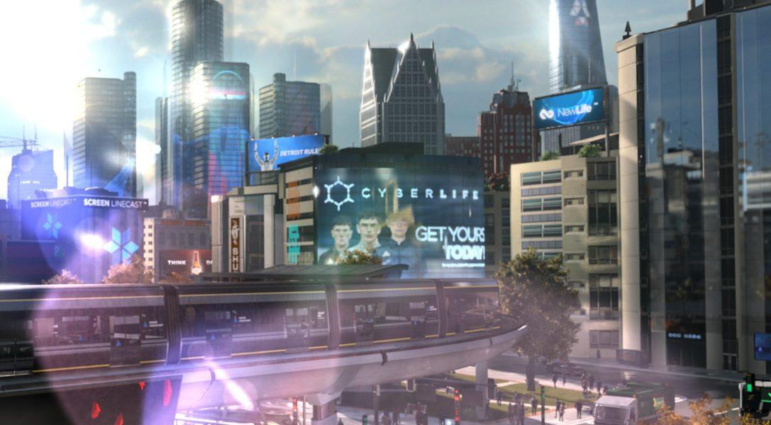 Wir präsentieren: Detroit – der neue PS4-Titel von Quantic Dream