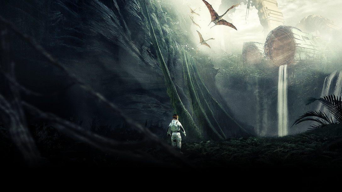 """""""Robinson: The Journey"""" von Crytek für PlayStation VR bekannt gegeben"""