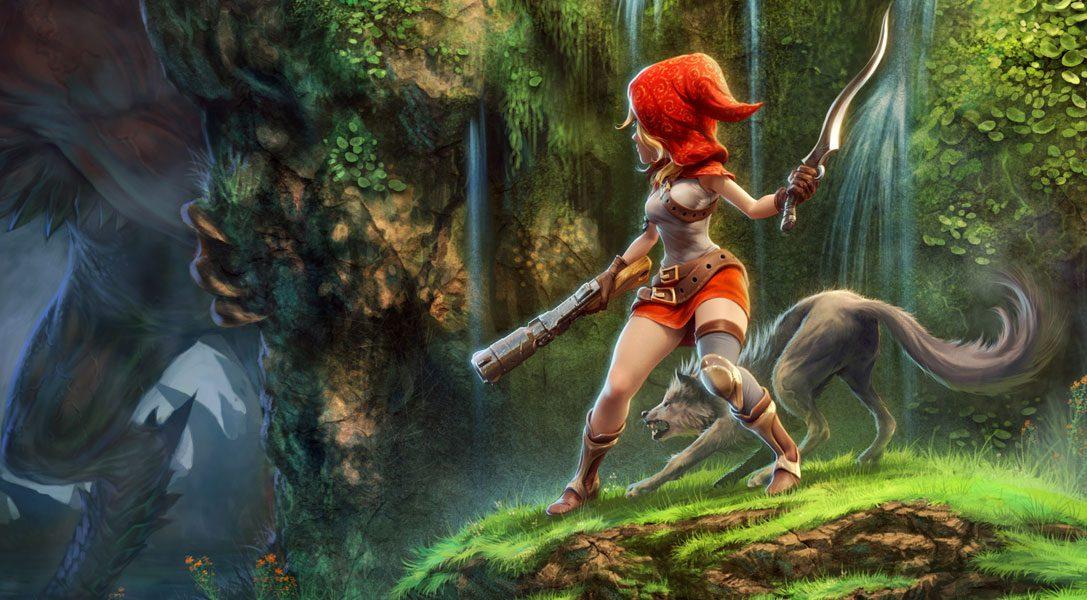 Dragon Fin Soup erscheint nächste Woche für PS4, PS3 und PS Vita, kostenlos bei PS Plus