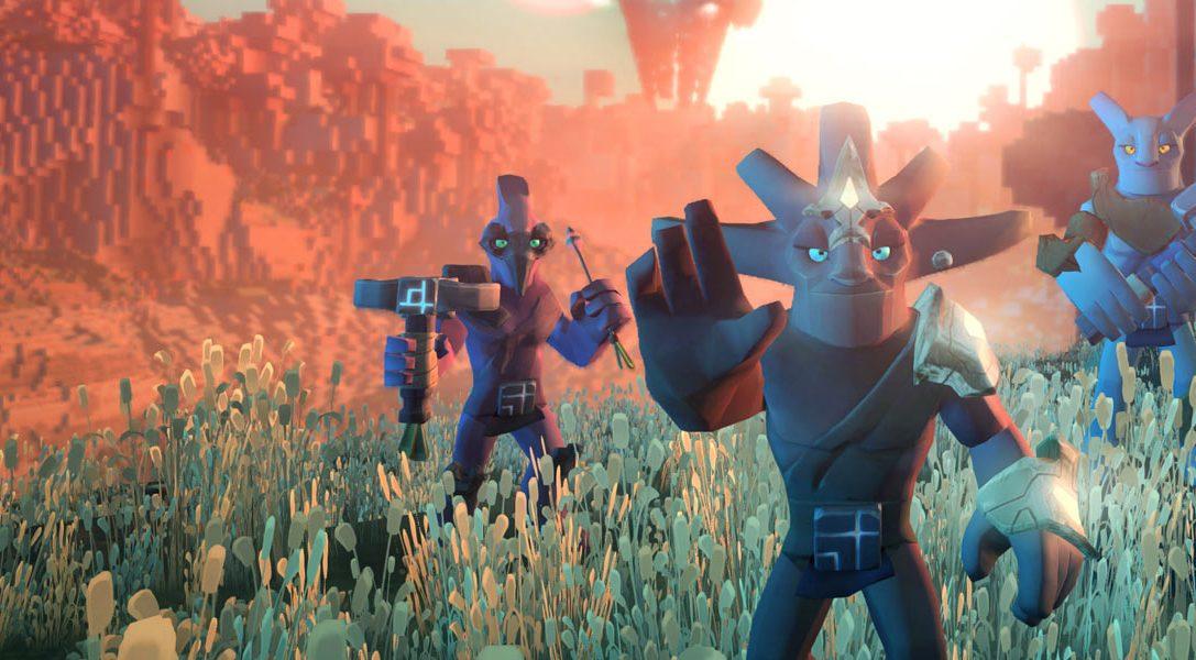 Boundless, ein gewaltiges Sandbox-Universum im Open-World-Stil, erscheint demnächst für PS4