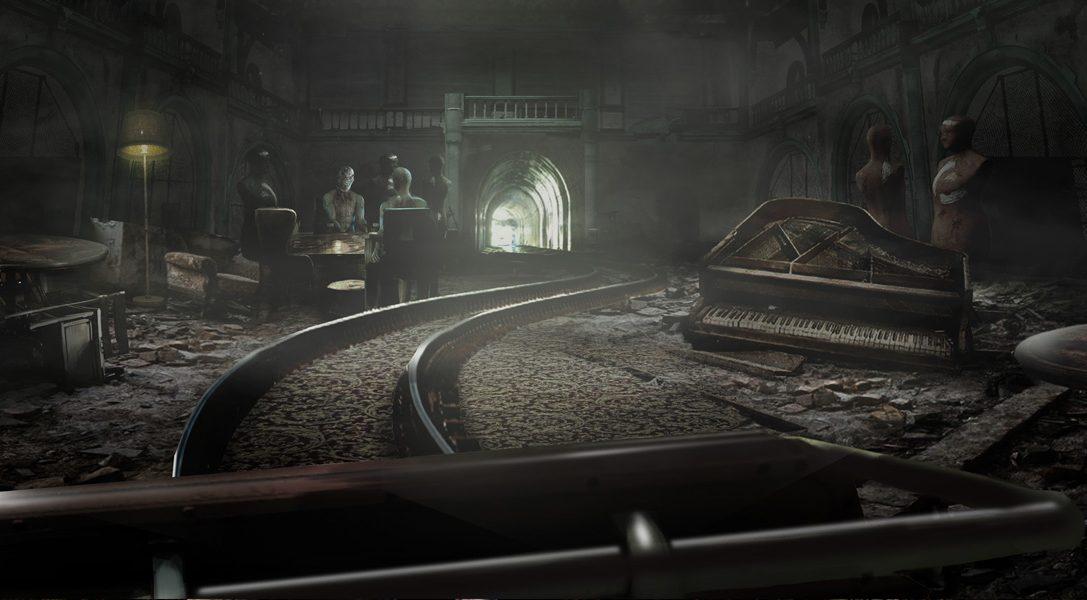 Until Dawn: Rush of Blood erscheint exklusiv für PlayStation VR auf PS4