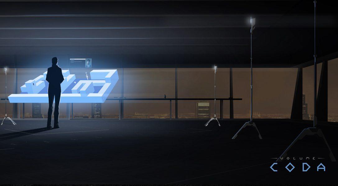 Volume: Coda bekommt 2016 ohne zusätzliche Kosten eine PlayStation VR-Erweiterung