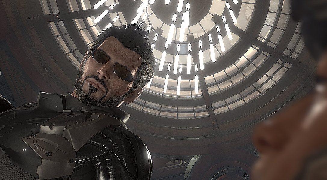 Neuer Deus Ex: Mankind Divided-Trailer zeigt neue Schauplätze