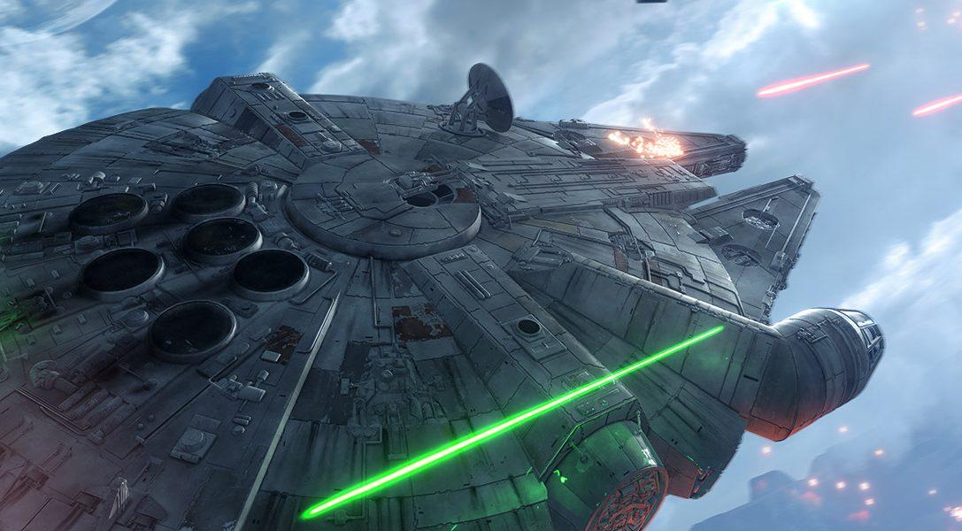 Star Wars: Battlefront – Leia, Han und Palpatine ziehen in die Schlacht