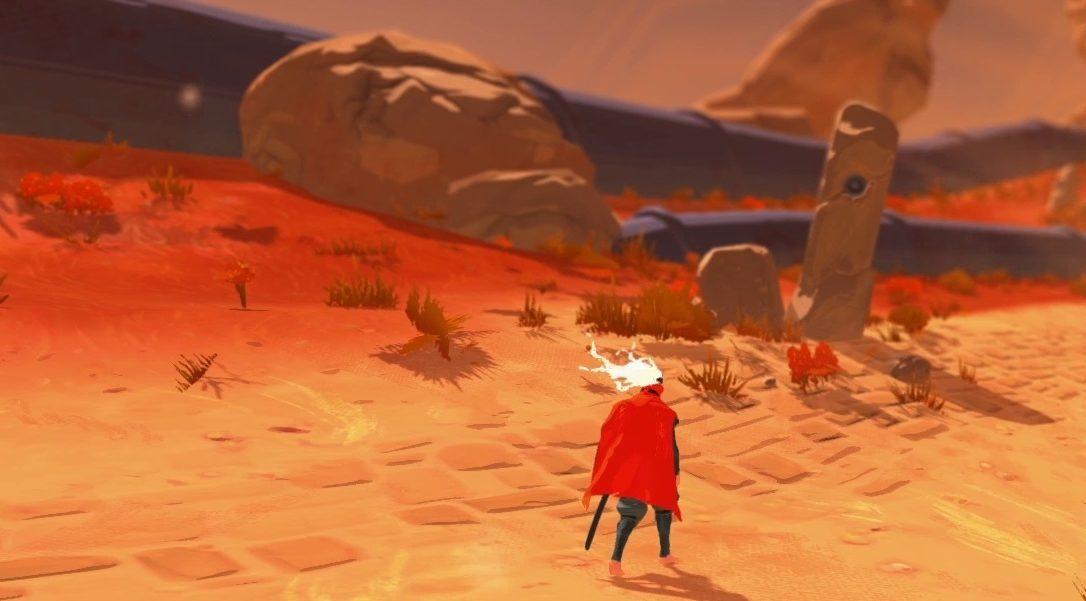 Das etwas andere Beat 'em up: Furi für PS4 angekündigt