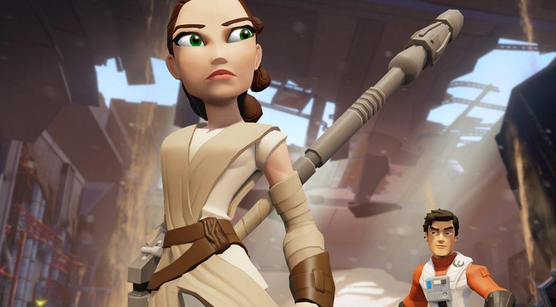 Die Macht erwacht in Disney Infinity 3.0 + Gewinnspiel