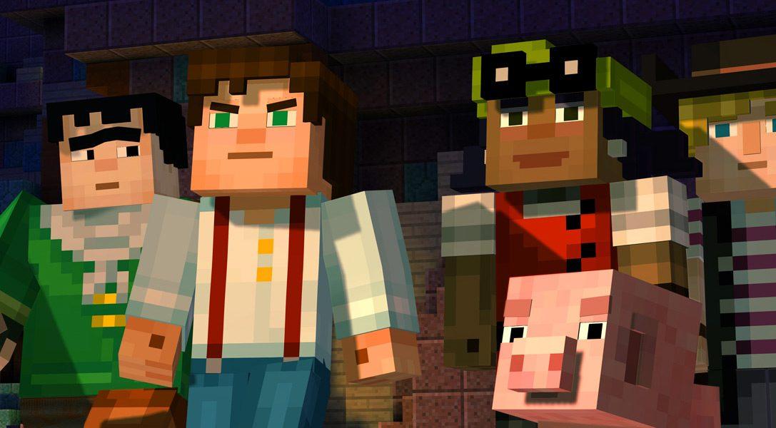 Diese Woche im PlayStation Store: The Talos Principle, Minecraft: Story Mode und mehr