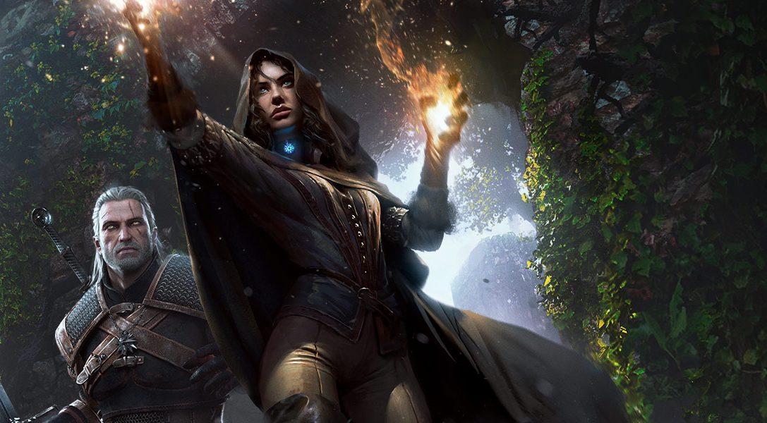 So funktioniert die Charakterentwicklung in The Witcher 3: Hearts of Stone – ab morgen verfügbar