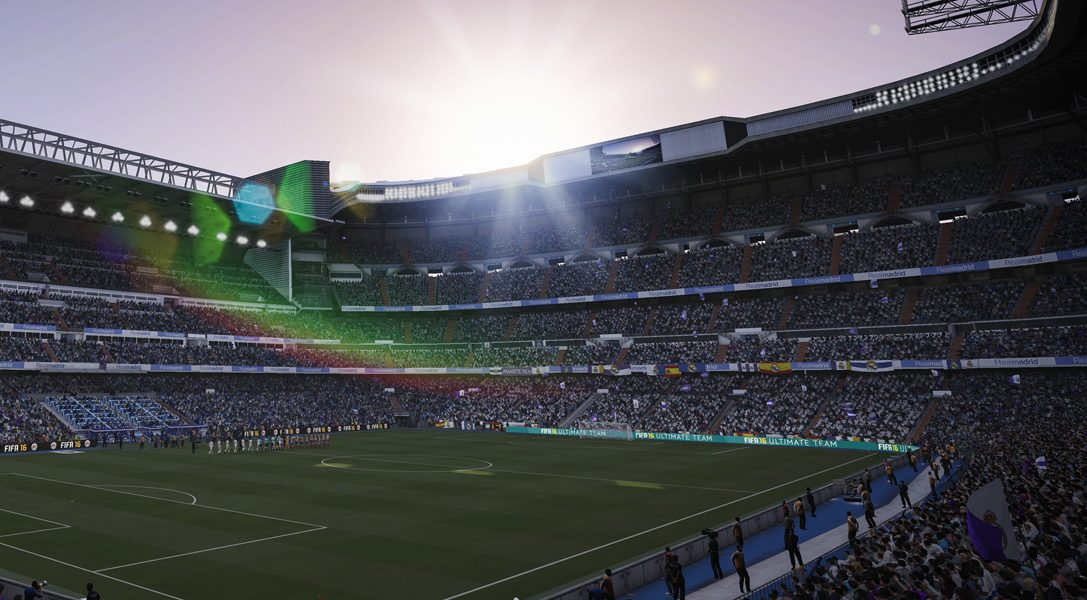 FIFA 16 auf PS4 in der ESL Plantronics Cup Series