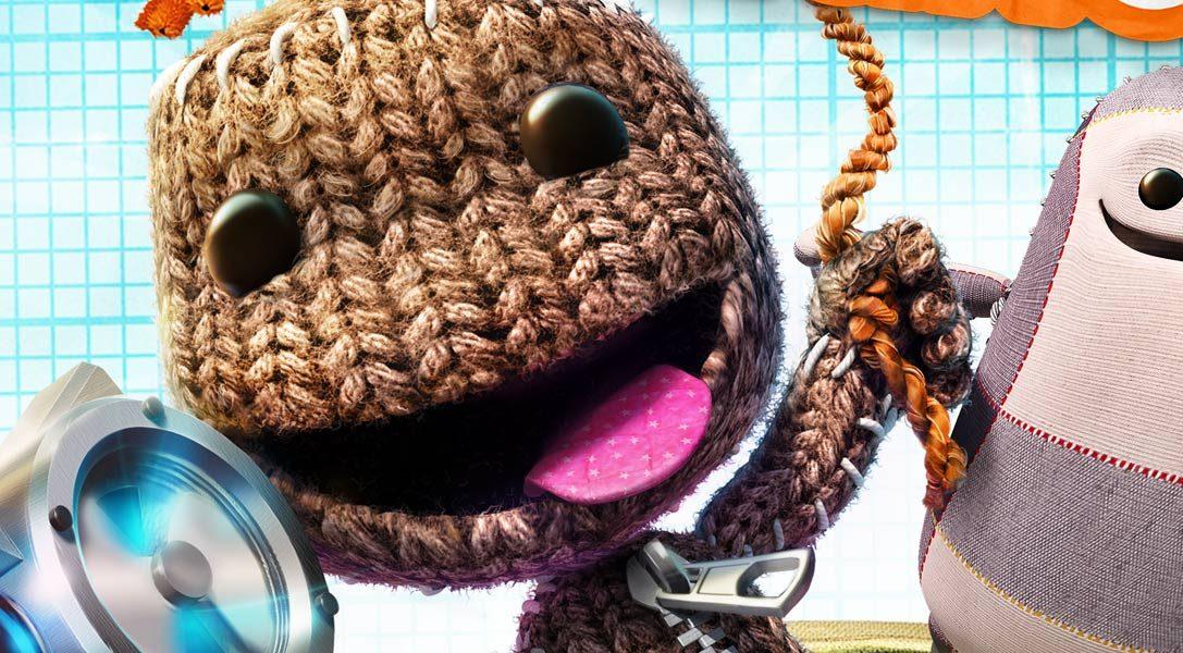 Die Sackies kehren diesen November zu LittleBigPlanet zurück!