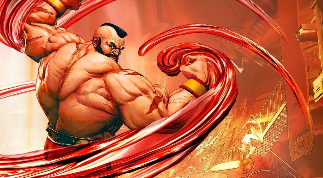 Zangief wird Teil von Street Fighter V – seht euch den Trailer an