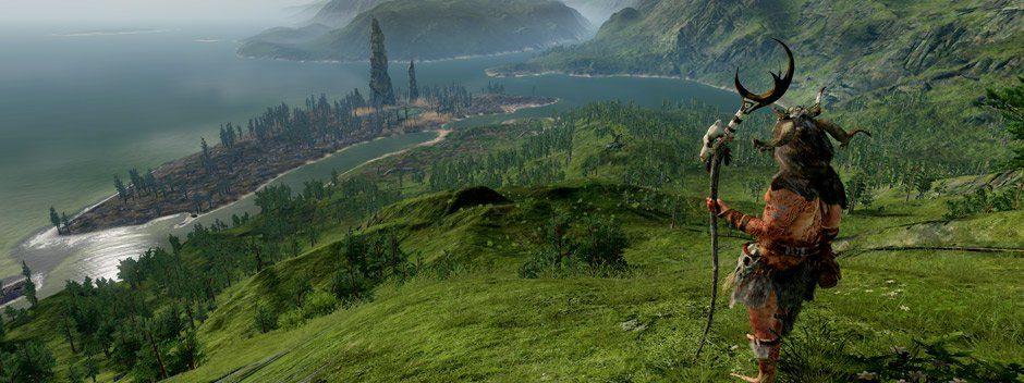 Neue Gameplay-Szenen zu WiLD auf der Paris Games Week vorgestellt