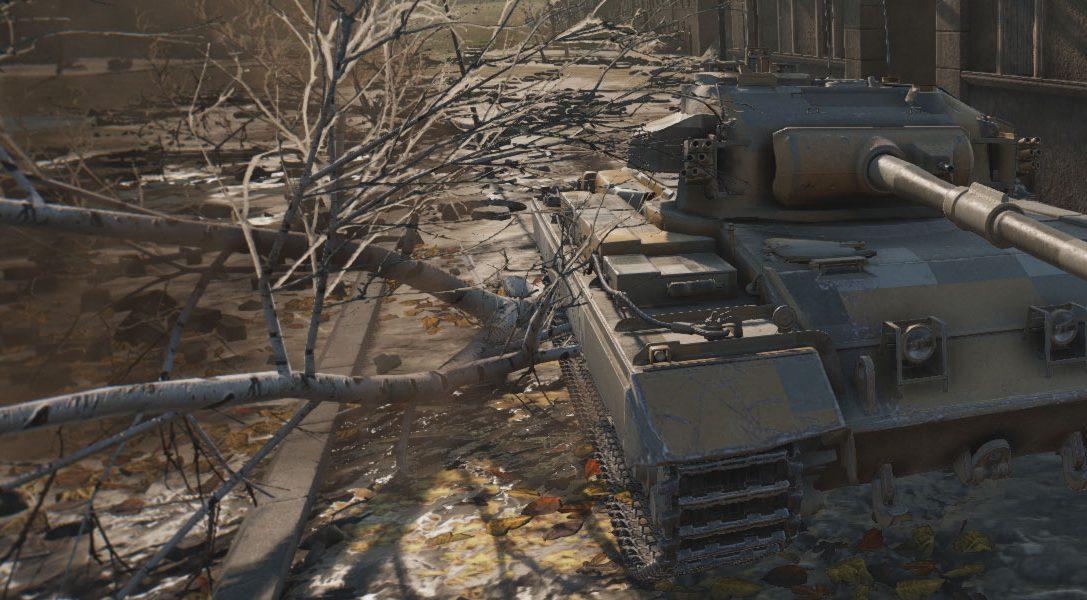 Die offene Beta von World of Tanks kommt nächsten Monat für PS4