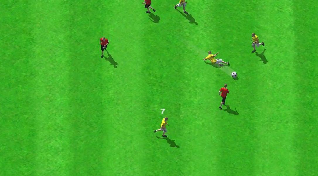 Kickstarted: Sociable Soccer, der spirituelle Nachfolger zu Sensible Soccer, ab heute auf der Crowdfunding-Plattform