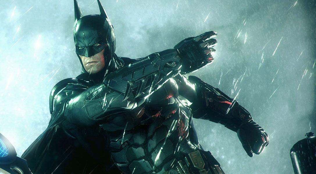 Batman: Arkham Knight, God of War III Remastered, uvm. schließen sich der Doppelte Rabatte-Aktion an