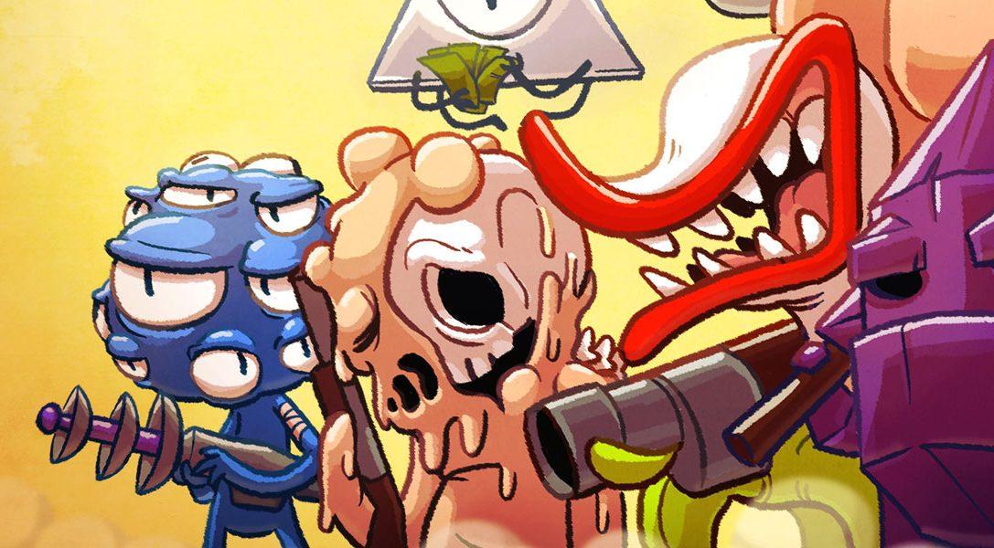 Wie Nuclear Throne auf PS3, PS4 & PS Vita gemein, unterhaltsam und niemals unfair sein will