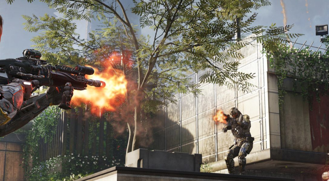 Daueraction und Gedankenexperimente – Call of Duty: Black Ops III angespielt