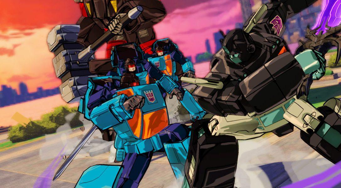 Transformers: Devastation-DLC erscheint nächste Woche im PlayStation Store